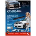 Opmaak advertentie AutoStyle Hoodbra  ©AutoStyle
